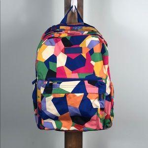 Vera Bradley Water Resistant Pop Art Backpack
